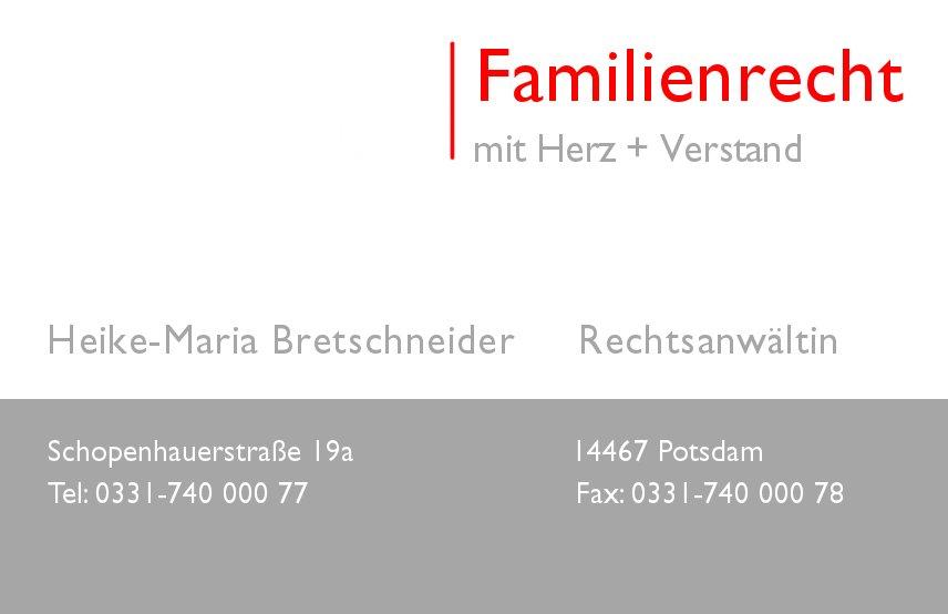 Rechtsberatung Familienrecht Potsdam Caputh Stahnsdorf Michendorf Kleinmachnow Berlin Zehlendorf Wannsee Scheidungsanwalt